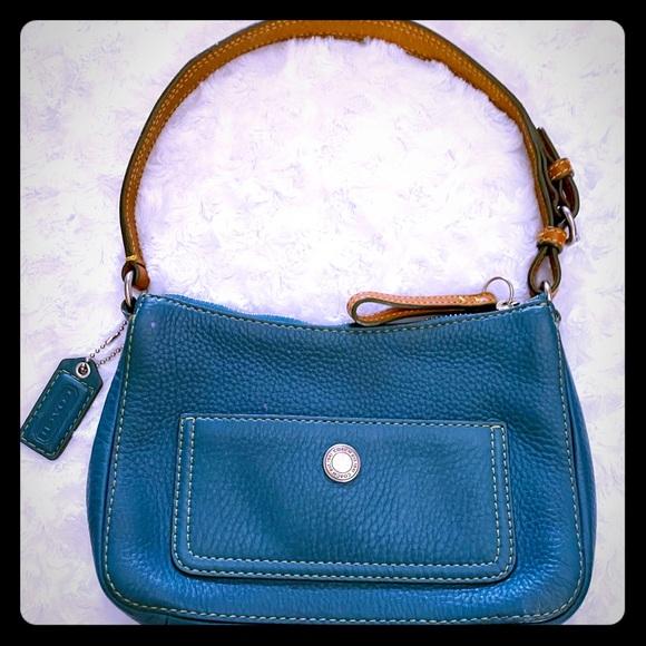 Coach Handbags - Used Coach Mini Purse